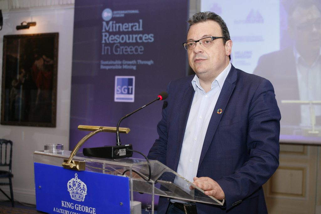 S. Famelos, Deputy Minister of the Environment