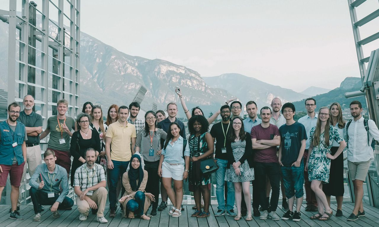 TOP STARS 2018 – innovaTion challenge fOr PhD STudents And ReSearchers Summer School took place in Trento in July 16-25 2018