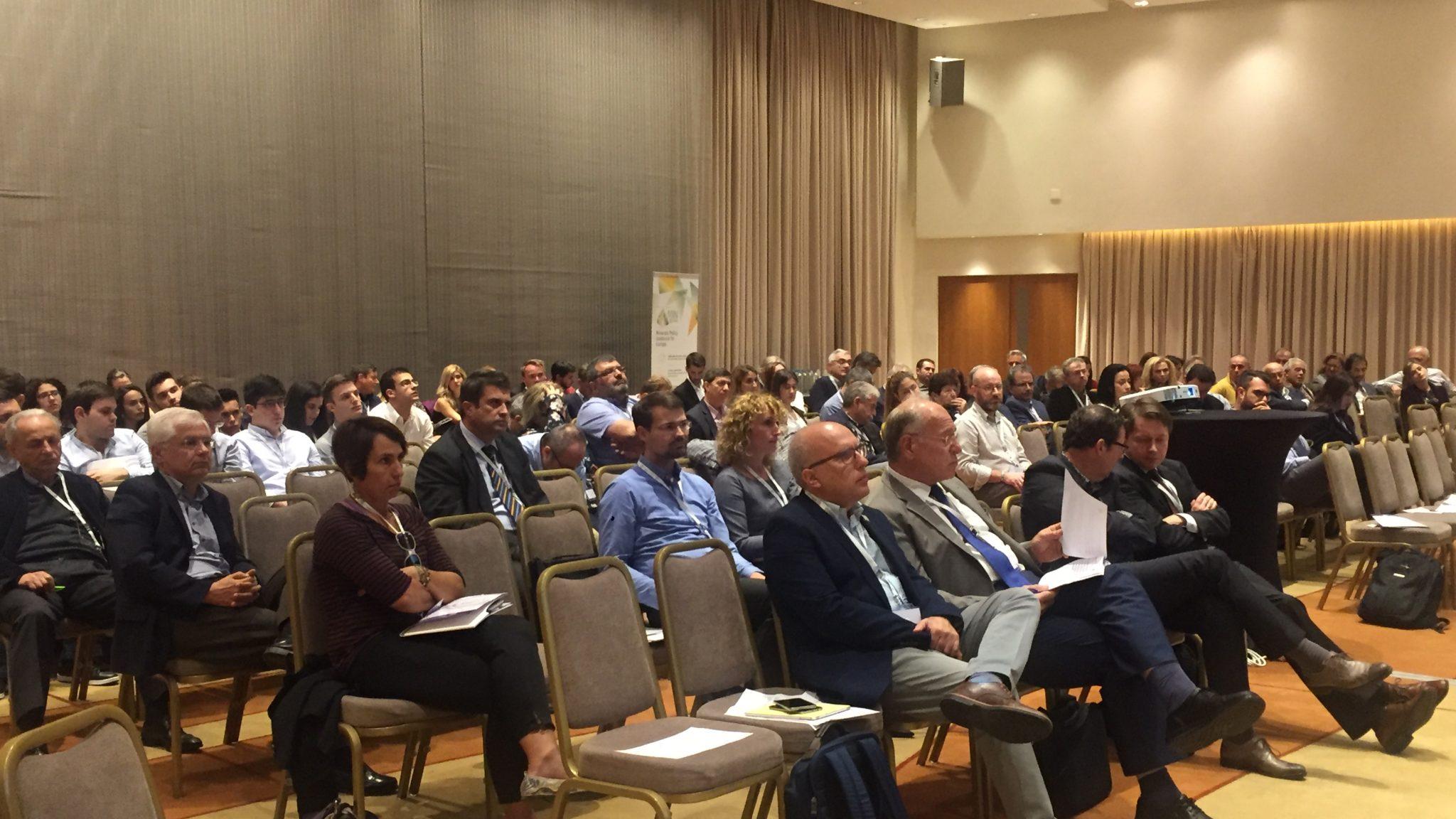 """Δεύτερος Διάλογος για τις Πρώτες Ύλες στην Ελλάδα, """"EIT Raw Materials: 2nd Greek Raw Materials Community Dialogue"""""""