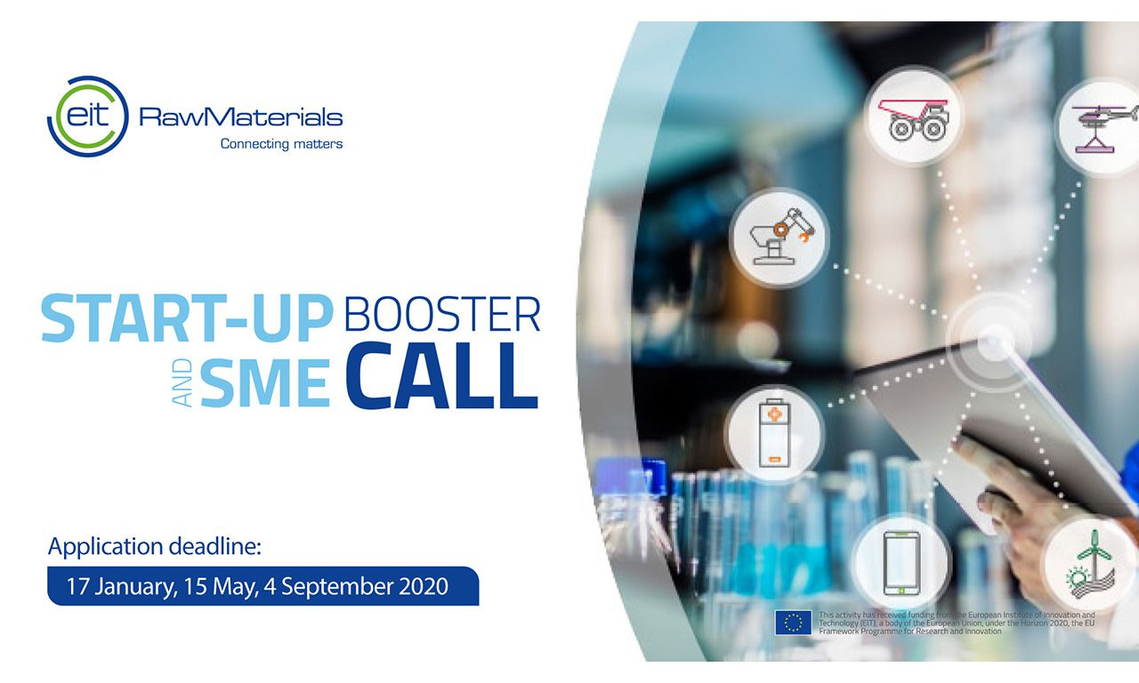 Start-up and SME Booster Call 2020