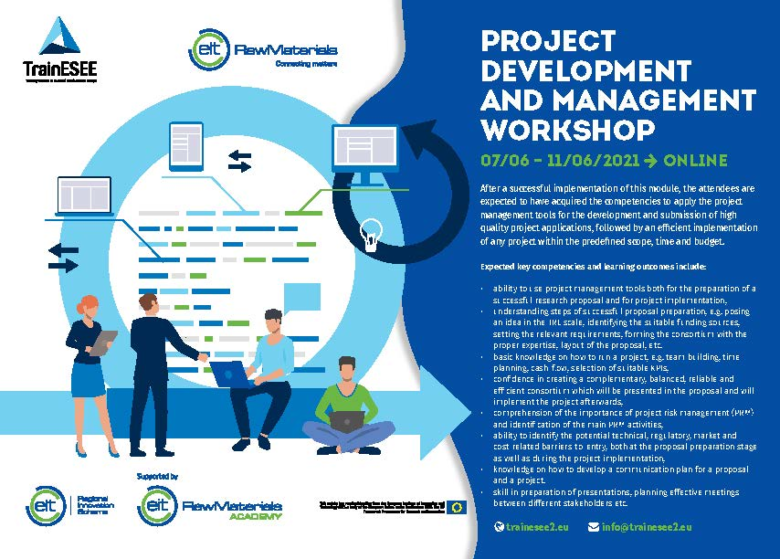 TrainESEE v2 Project Development and Management Workshop